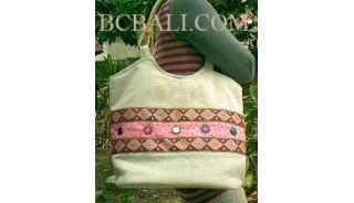 Leadies Handbags Canvas