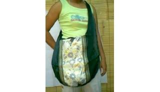 Long Handbags Silk