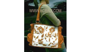 Mother Handbag Canvas Fashion