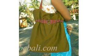Woven Beach Handbags