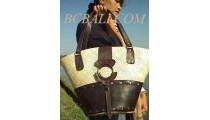 Fashion Handbags Pandanus