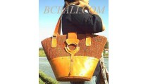 Bali Handbags Leather