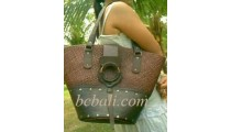 Leather Handbags Cassual