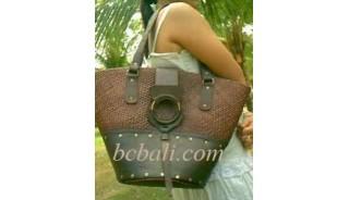 Leather Handbags Cassual