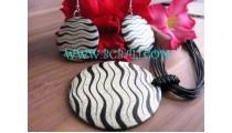 Unique Design Of Fashion Jewelry Set