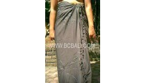 Fashion Beach Clothing Embroidery