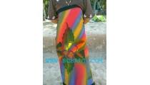 Plumeria Sarong