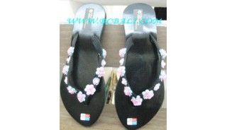 Bead Slippers