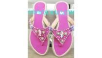 Casual Bead Ladies Sandals