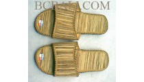 Seagrass Sandals