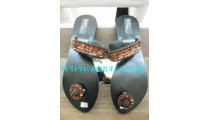 Toe Loops Full Bead Sandal
