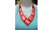 Fashion Hand Carvings Bone Necklaces