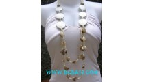 Ladies Fashion Necklaces Beads