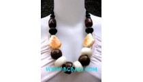 Fashion Necklaces Casual Organic
