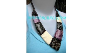 Ethnic Traditional Necklaces From Bone