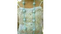 Long Boll Beads
