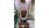 Natural Beads Antique Necklaces