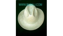Gentle Man Beach Caps Straw