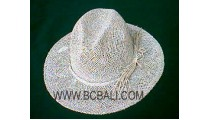 Ladies Fashion Straw Hats