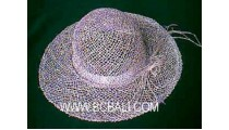 Woman Fashion Straw Cap