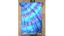 Half Sarong Tie Dye