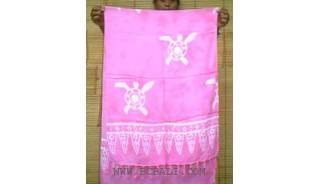 Patterns Half Sarong