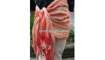 Ladies Fashion Scarfs balinese handmade