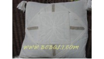 Woven Cover Pillow Natural