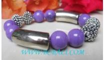 Fashionable Stone Bracelets