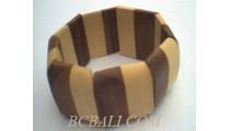 She Shell Resin Bracelet