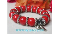 Stainless & Stone Bracelets