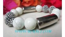 Stainless & Stones Bracelet