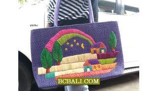 Authentic Hand Embroidery Handbags
