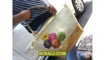 Women Handmade Fashionable Straw Bags