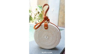 Free Shipping > Best Quality Rattan Bag 21 Pieces Color