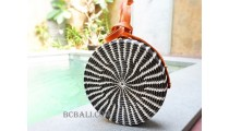 new color circle sling bags women fashion