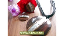 Bali Jewelry Fashion Set Handmade