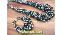 Bali Beads Necklaces Design Sets Bracelets