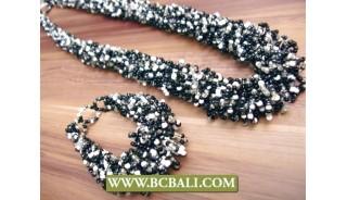 Bali Beads Necklaces Design Sets Bracelets