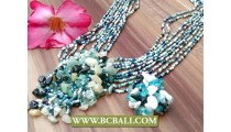 Designs New Necklace Beads Pendant Sets