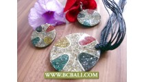 Sea Sand Shells Pendant Necklaces Rope