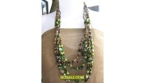 fashion woman beads necklaces new designs
