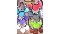 accessories wholesale necklaces free shipping shells