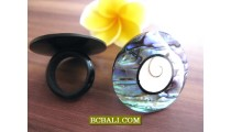 Balinese Abalone Shells Rings Accessories Nautilus