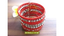 Abeads Fashion Silver Beads Bracelets Fashionable