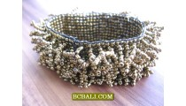 Hairy Beads Bracelets Style Stretched Fashion