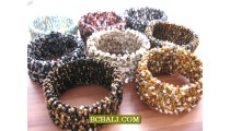 Cuff Bracelets Beaded For Women 40 Pieces Free