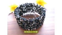 Party Beads Fashion Bracelets Style Handmade