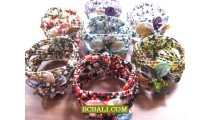 Beads Cuff Bracelets Wholesale Free Shipping