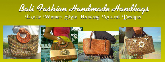 Handbags Bali Handmade Whole Manufacture